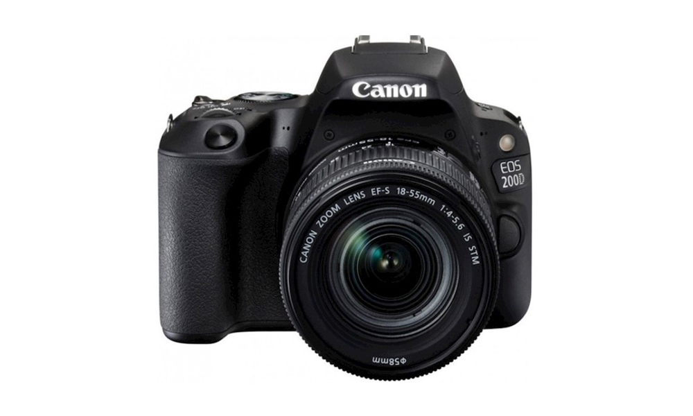 Canon EOS 200D kit 18-55 IS STM 2250C017AA
