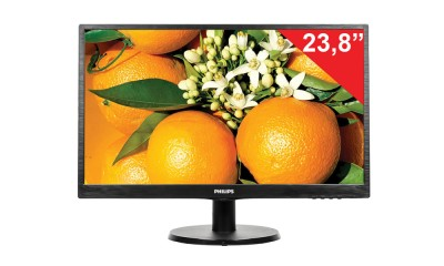 PHILIPS LCD monitor with SmartControl Lite 240V5QDSB/00