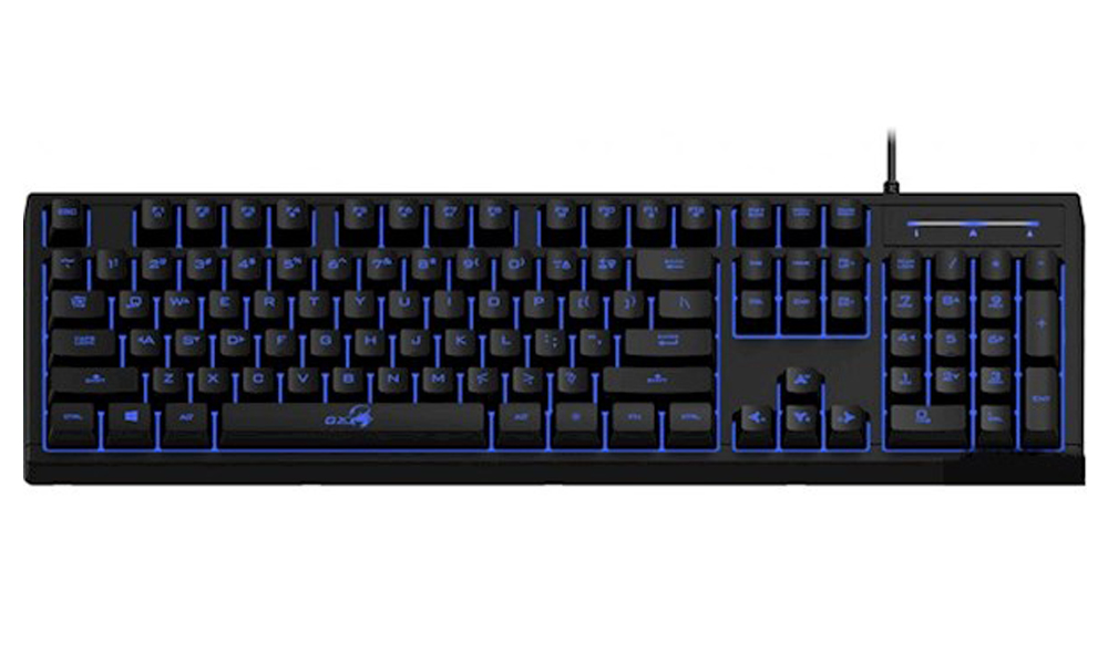 Genius Scorpion K6 Keyboard USB Black