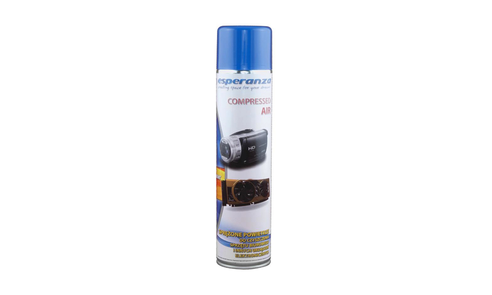Esperanza ES118 Compressed Air 600ml