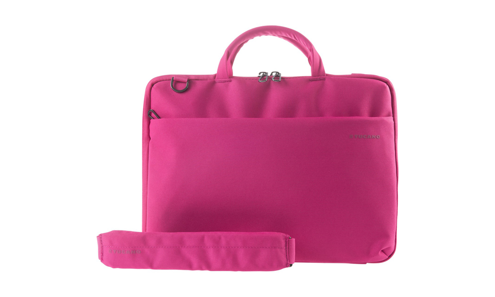 "TUCANO DARKOLOR SLIM BAG 13""/14"" FUCHSIA BDA1314-F"
