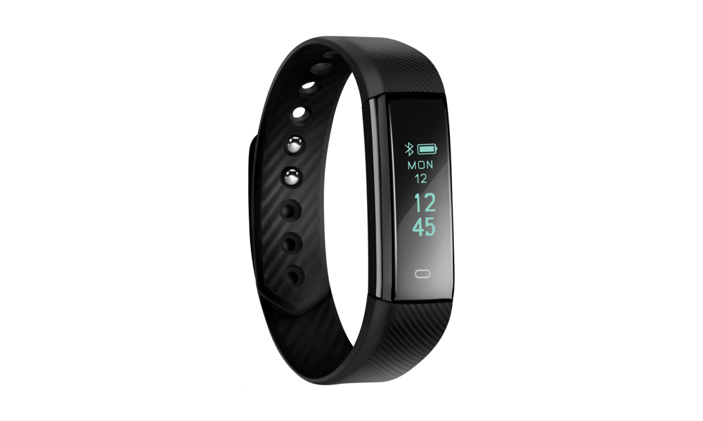 Acme ACT101 Fitness Activity Tracker - Black