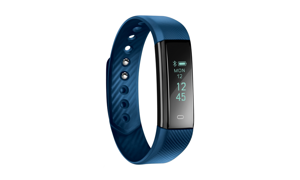 Acme ACT101B Fitness Activity Tracker - Blue