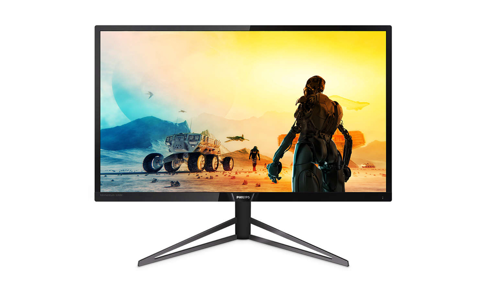 PHILIPS 4K HDR display with Ambiglow 326M6VJRMB/00 (009)