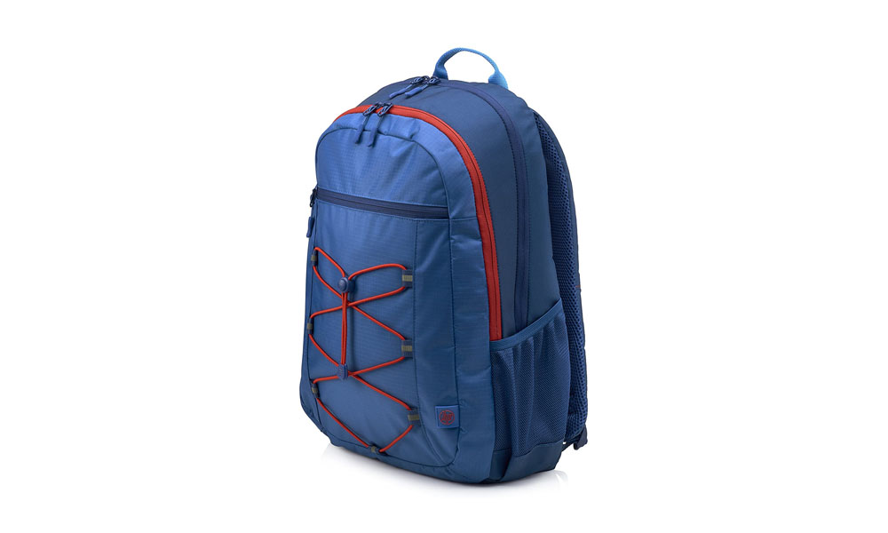 HP 15.6 Active Blue/Red Backpack 1MR61AA