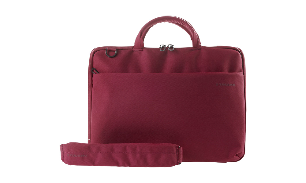 "TUCANO DARKOLOR SLIM BAG 13""/14"" RED BDA1314-R"