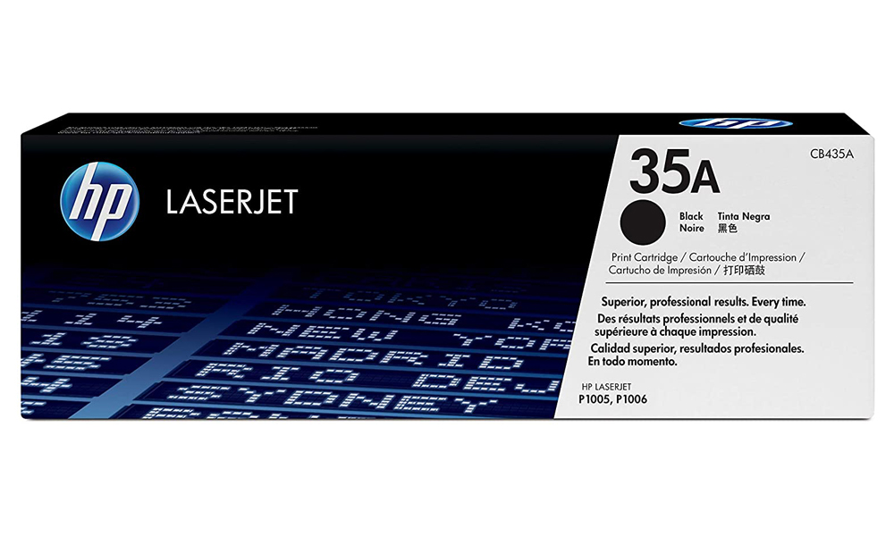 HP LJ P1005/P1006 Black Print Cartridge CB435A